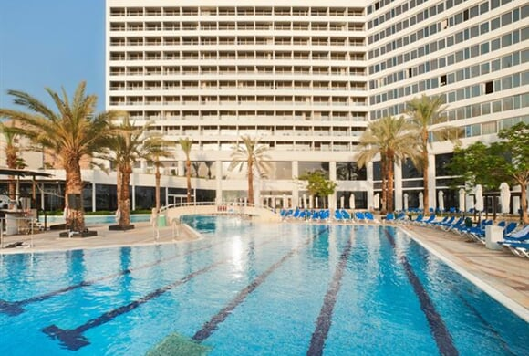 crowne - plaza - dead - sea -