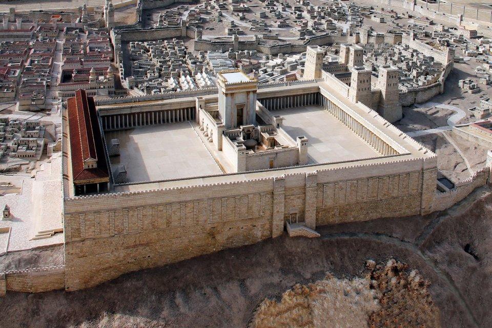 Chrám v Jeruzalémě