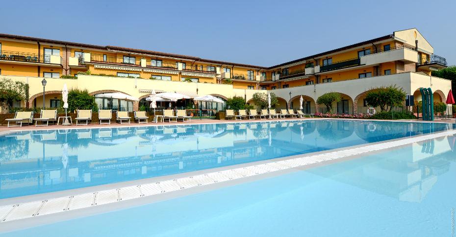 Lago di garda consultour - Residence lago di garda con piscina ...