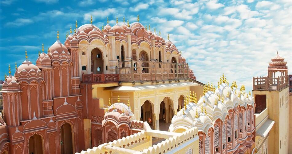Foto - Indie – Rádžasthán – Sultánovy paláce
