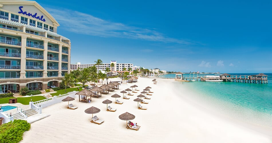 Foto - Bahamy, Sandals Royal Bahamian Spa Resort & Offshore *****, Nassau